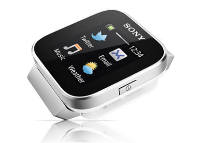 Now Sport an Android Watch: SmartWatch from Sony