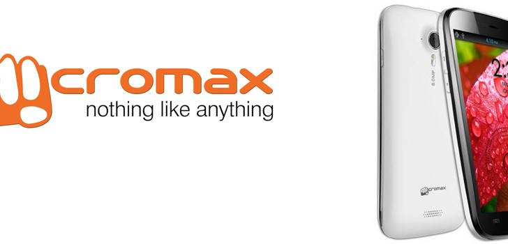 Micromax A116 Canvas HD announced, a 5-inch quad-core smartphone running on Jelly Bean