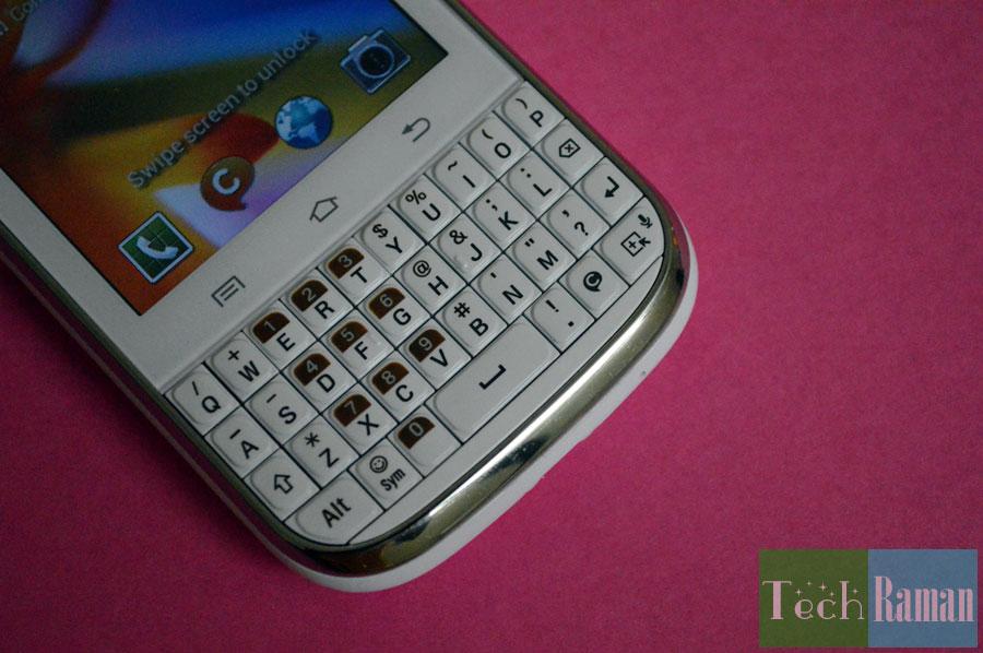 Galaxy-chat-keypad