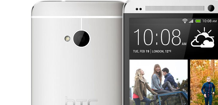 HTC One – 4.7-inch 1080p display, UltraPixel camera and Sense 5 on a zen mode