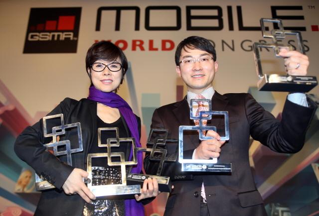 samsung gsma awards