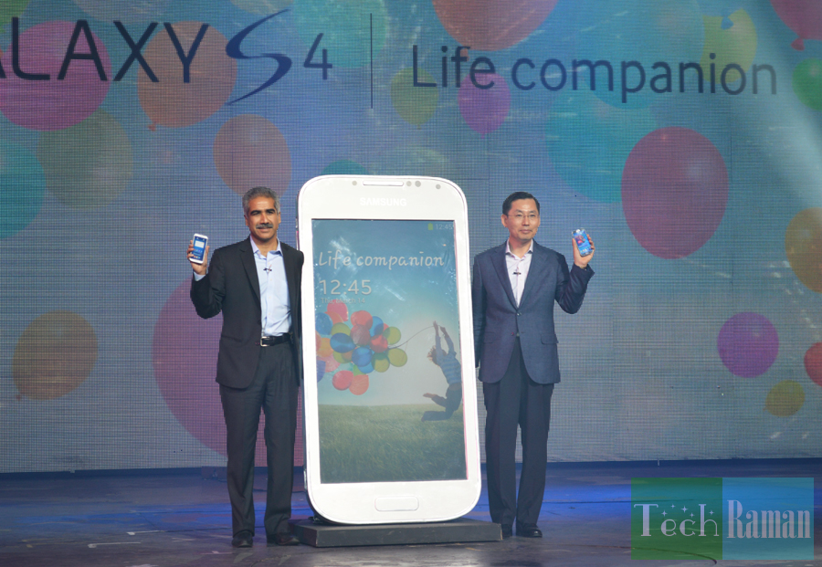 Galaxy-S4-launch