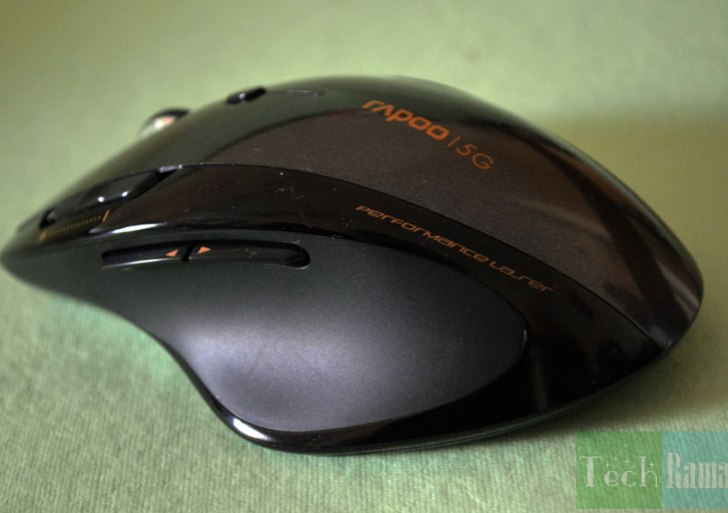 Rapoo 7800p wireless mouse review