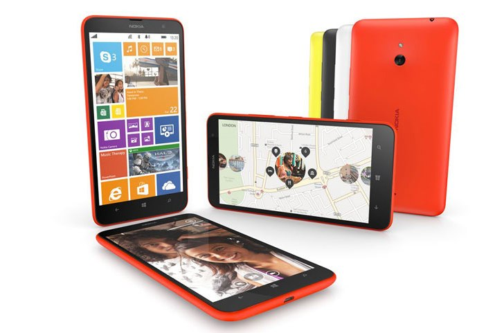 Nokia Lumia 1320 phablet launched in India for Rs 23,999