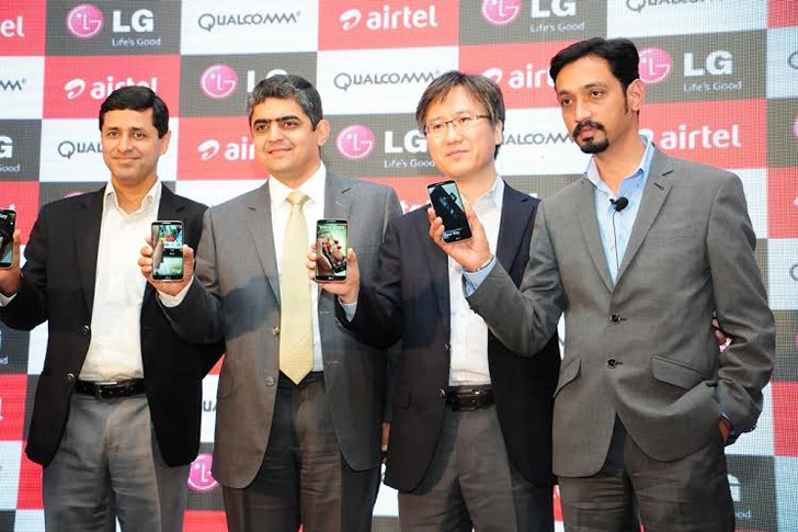 Get 4G on mobile with LG G2 LTE and Airtel, G2 LTE variant at Rs, 49,900