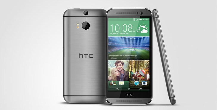 HTC One M8 launched in India for Rs 49,900, to be avalable from May 7