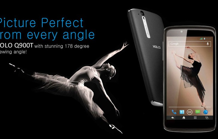 Xolo Q900T Specifications; Announced today for Rs 11,999