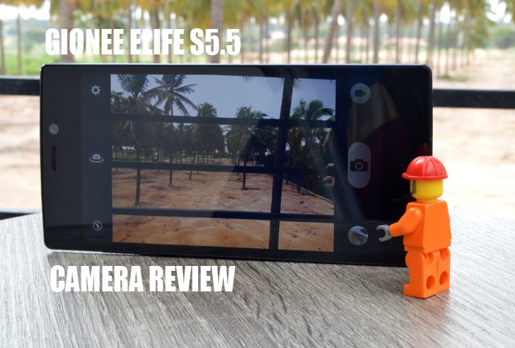 Gionee Elife S5.5 Camera Review – Sample Pictures
