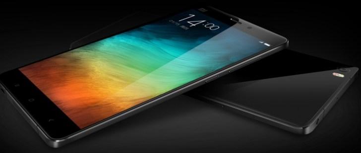 Xiaomi unveils its new flagship smartphones, the Mi Note & Mi Note Pro