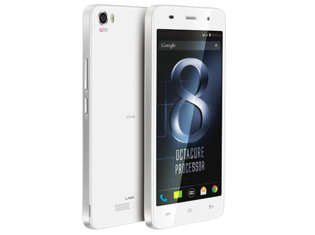 Lava Iris X8 launched, up against Redmi Note and Yu Yureka