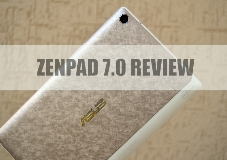 Asus ZenPad 7.0 Review [Z370CG]