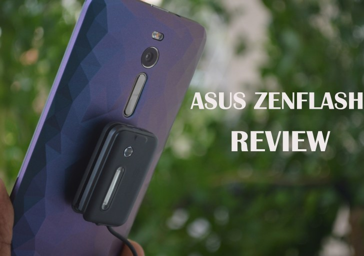 Asus ZenFlash Review