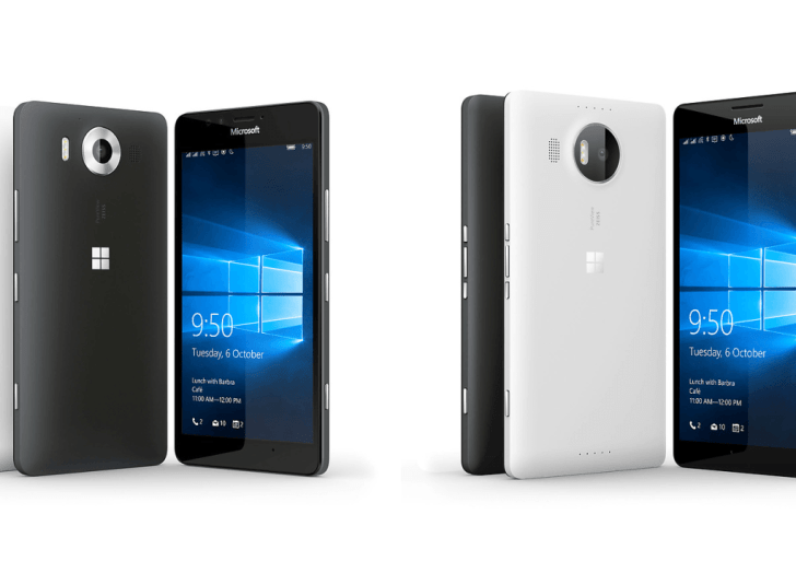 Microsoft Lumia 950 and 950XL launched in India; Pre-booking opens