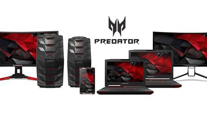 Acer brings the Predator Gaming Series to India