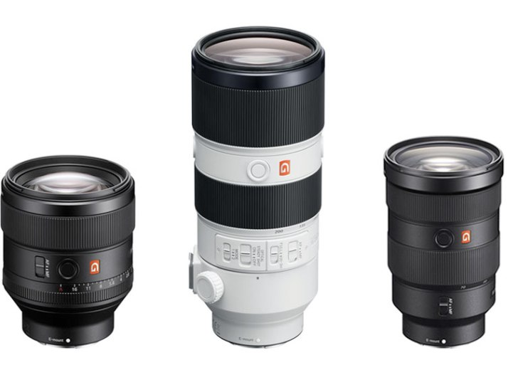Sony unveils G Master professional camera lenses; price starts at Rs 1,29,990