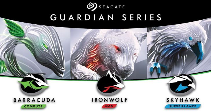 Seagate rebrands its high-capacity storage drives  product lineup as 'the Guardian series'
