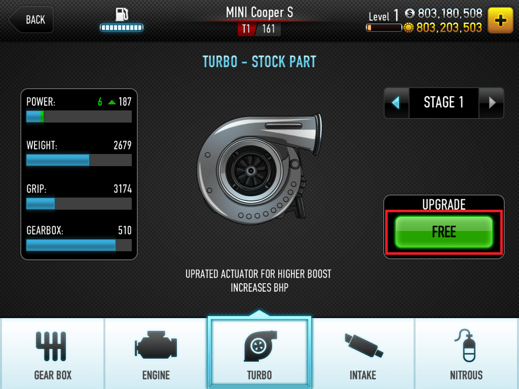 CSR Racing Hacks and Cheats Free Download for Android, iPhone and iPad