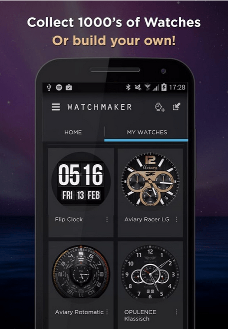 Watchmaker Premium Watch Face APK 2