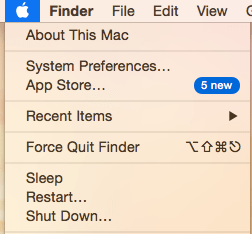 Force Quite an App on Mac 1