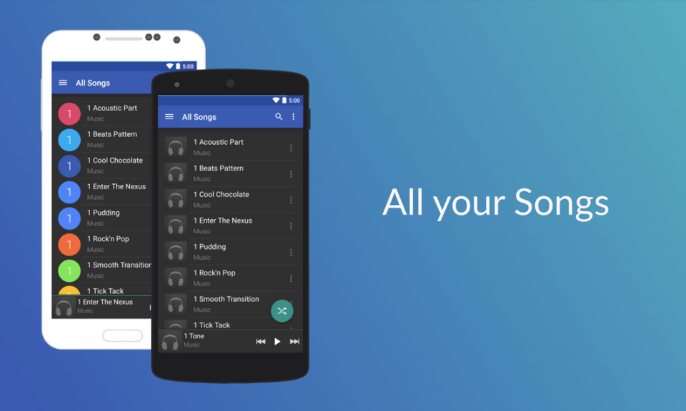 Jair Music Player APK 4