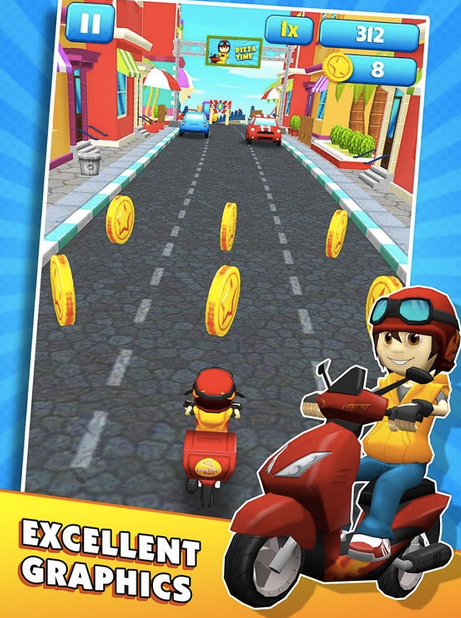 Subway Scooters APK 3