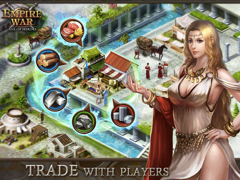 Empire War APK 3