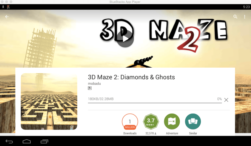 3D Maze 2 for PC 7