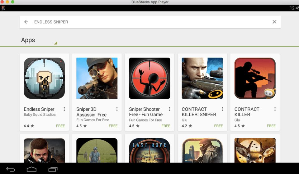 Endless Sniper for PC 5