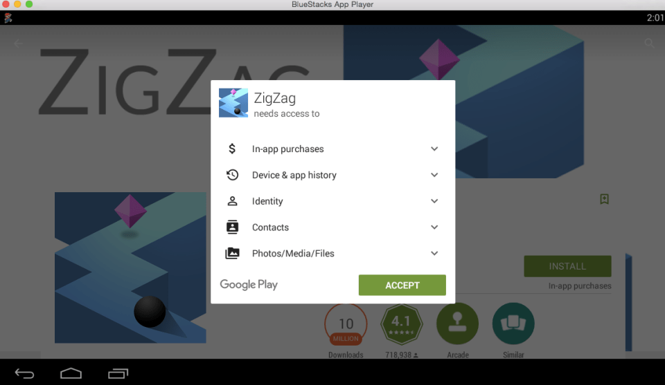 ZigZag for PC 6
