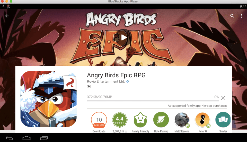 Angry Birds Epic for PC 7