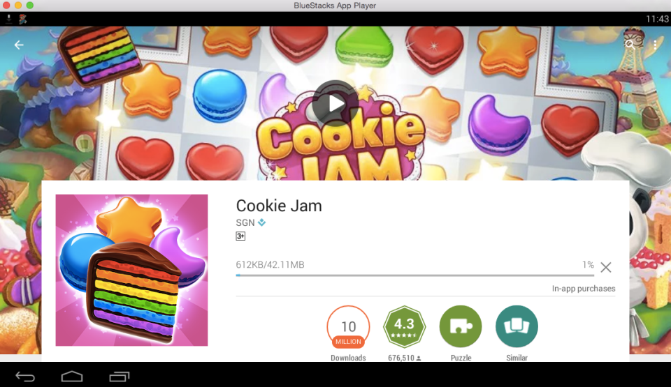 Cookie Jam for PC 7