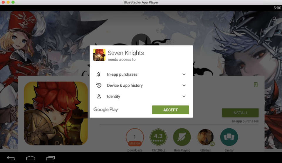 Seven Knights for PC 6