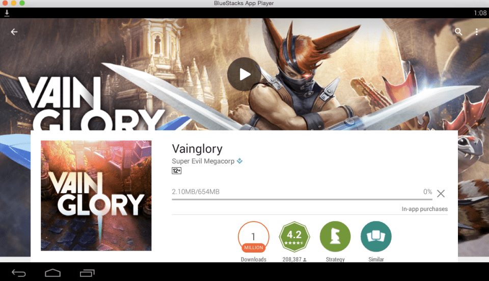 Vainglory for PC 7