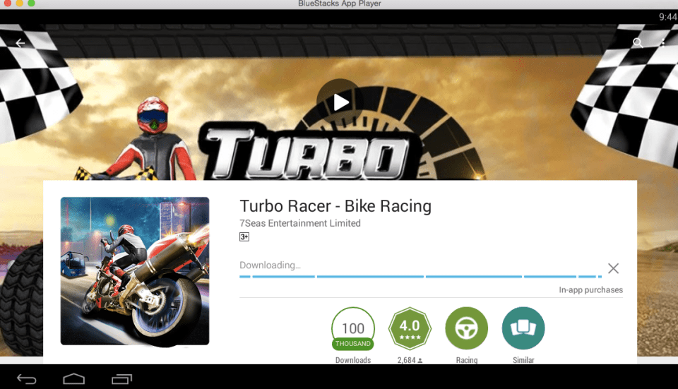 Turbo Racer for PC 7