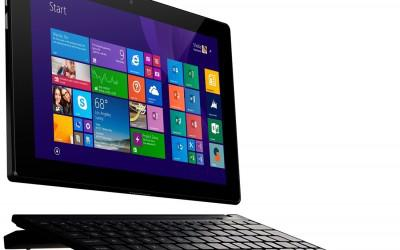 Tableta Allview Wi10N cu procesor Intel Atom Quad-Core