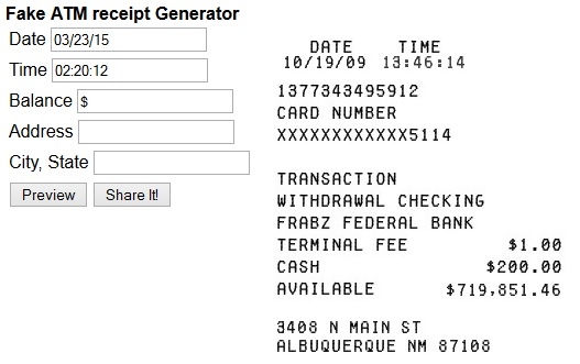 Top 10 Free Online Receipt Generator to Create Custom Receipts
