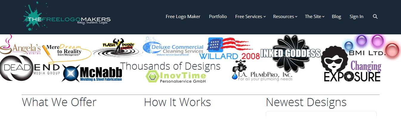 Top 5 Best Free Online Logo Maker Websites to Design Eye-Catching