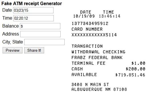 make a receipt online 3slufsluidsprekers
