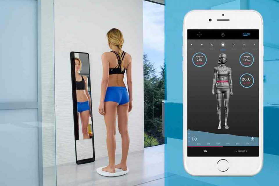 Naked Labs launches world\u0027s first 3D body scanner for consumers