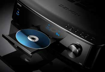 Denon S-5BD Blu-ray player and home theatre receiver