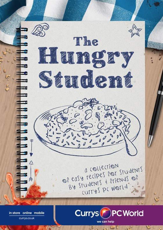 The Hungry Student´ Cookbook - Free Download
