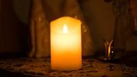 Air Zuker LED Kerzen mit beweglicher Flamme  Echt Flammen ...