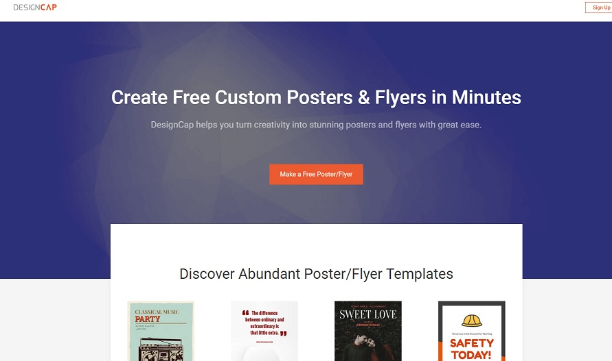 Flyer Definitive Guideline How to Make A Free Poster for Campaigns