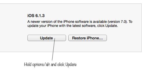 click-update