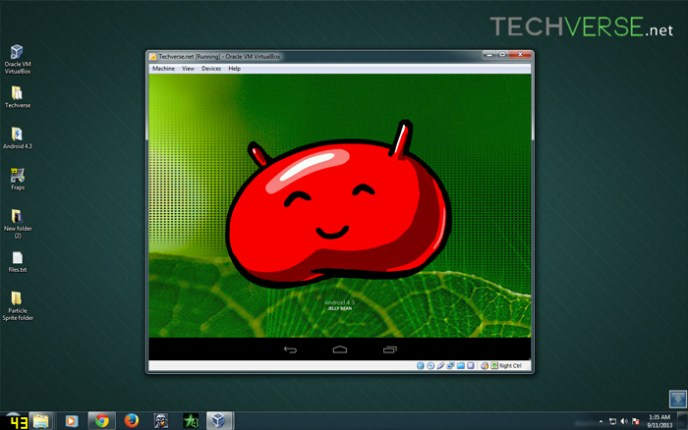 install android 4.3 on computer How to Install Android 4.3 Jellybean on your Windows PC