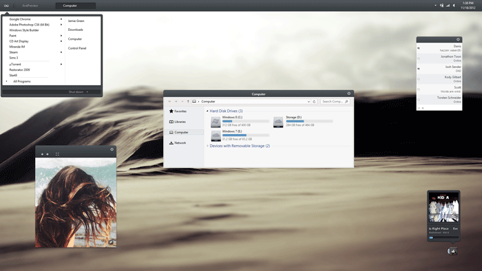 20 Best Themes For Windows 8
