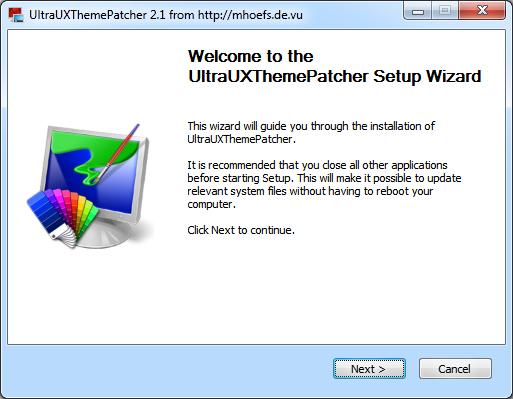 ultrauxthemepatcher 27 Best Windows 8 Themes for your Desktop   September 2013