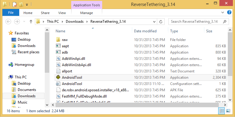android reverse tethering tool for pc free download softonic