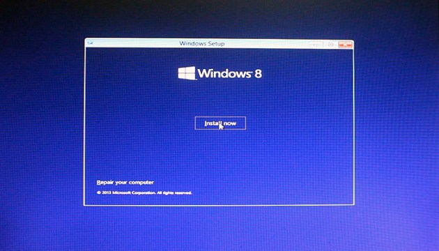 how to install windows 8.1 How to Install Windows 8.1   Instructions with Screenshots