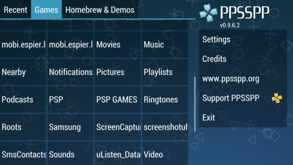 how to play your psp games your android device with ppsspp